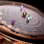This Incredible Astronomical Watch Accurately Shows The Solar System's Movements On Your Wrist