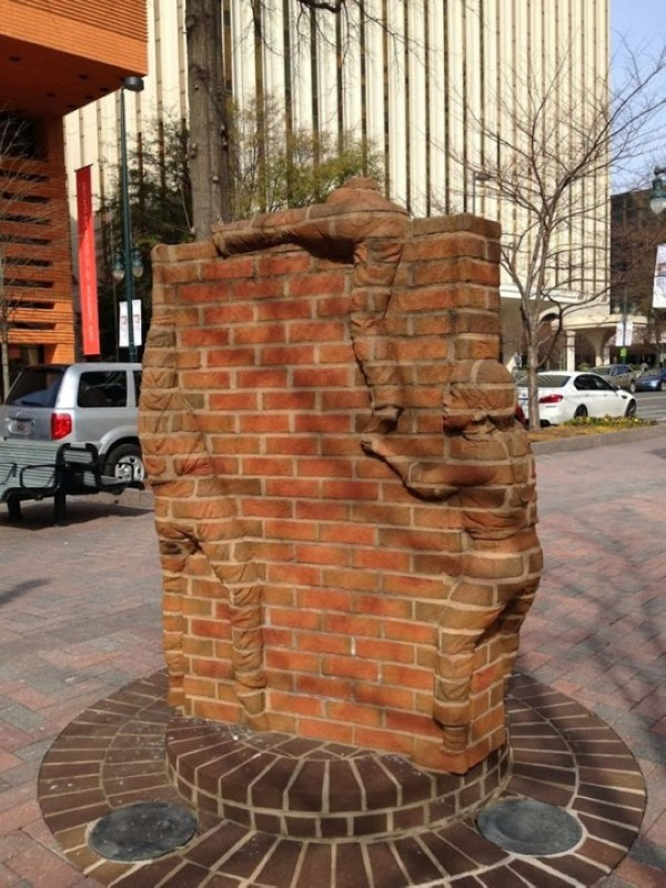 Incredibly Awesome Brick Sculptures by Brad Spencer