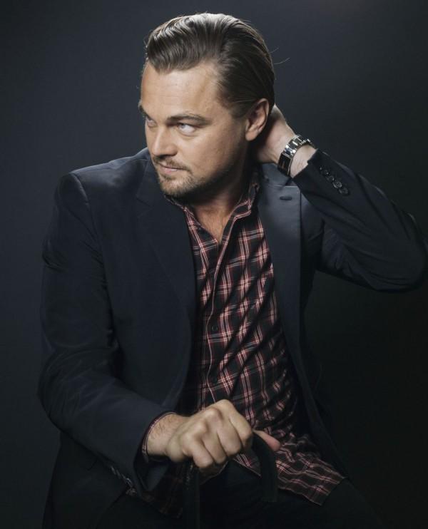 Leonardo DiCaprio Portrait