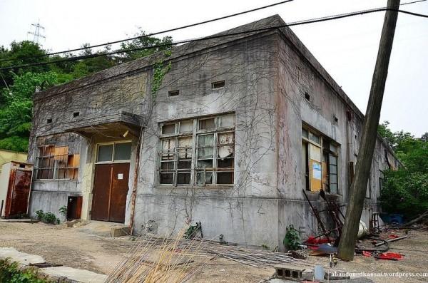 Former poison gas laboratory on Okunoshima