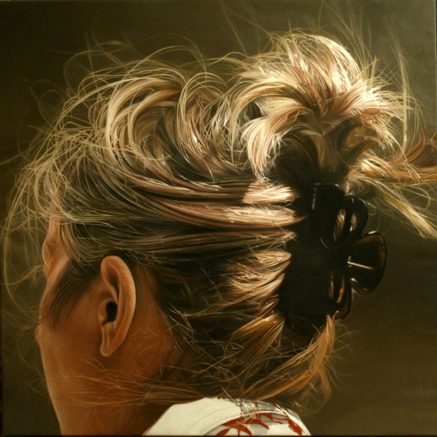 Mind Blowing Hyperrealistic Paintings of Jacques Bodin