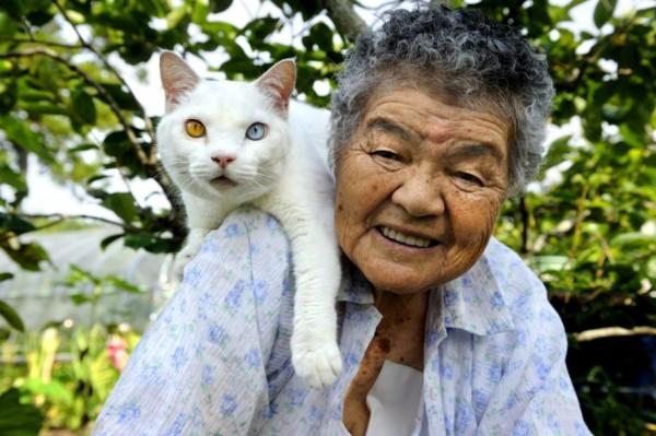 Misa and Fukumaru