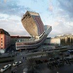 Architectural Photographer Victor Enrich Reshapes an Existing Hotel, 88 Times