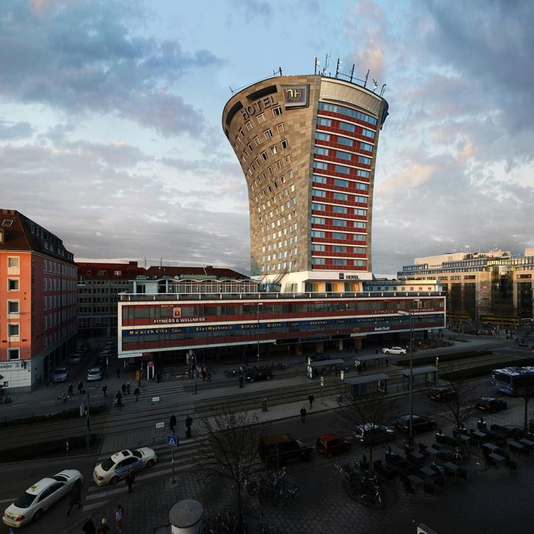 Victor Enrich Reshapes an Existing Hotel, 88 Times