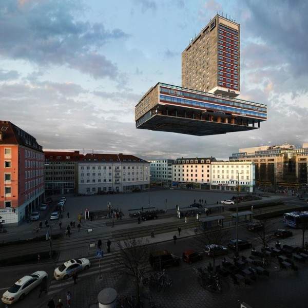 Architectural Photography of Victor Enrich