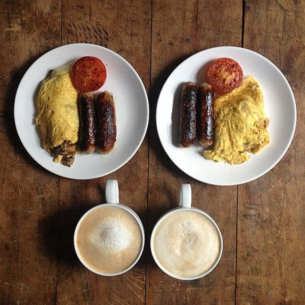 Breakfast Ideas in Pictures