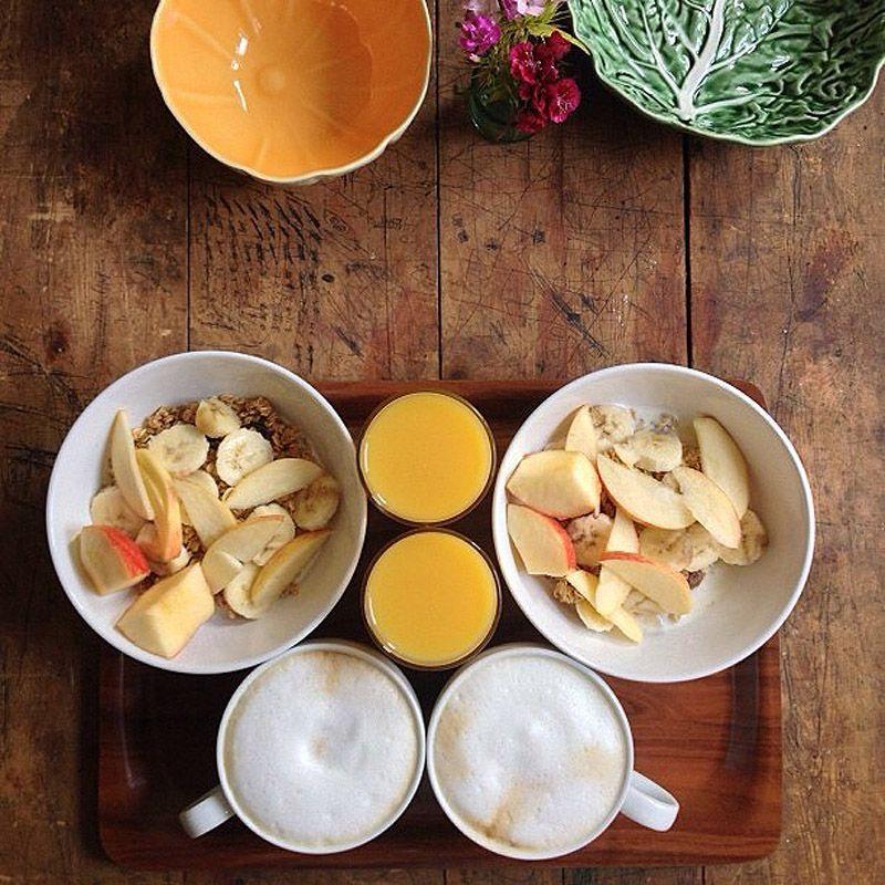 Breakfast Ideas in Pictures