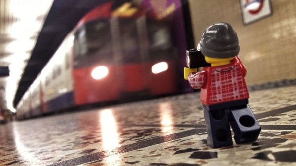 Adventures of Tiny LEGO Tourist
