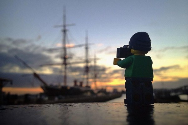 Tiny LEGOgrapher (7)