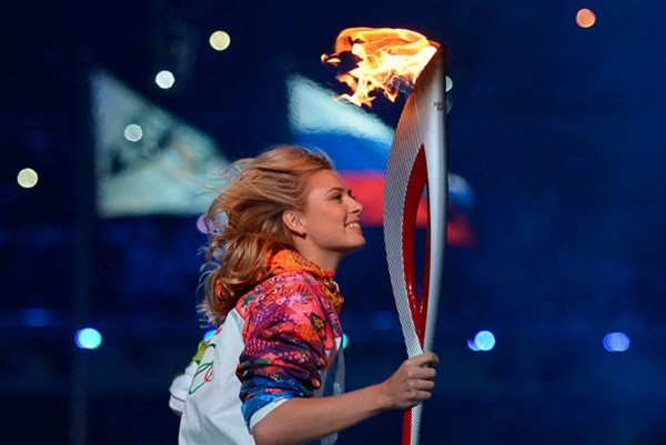 Sochi 2014: Winter Olympics Opening Ceremony in Pictures
