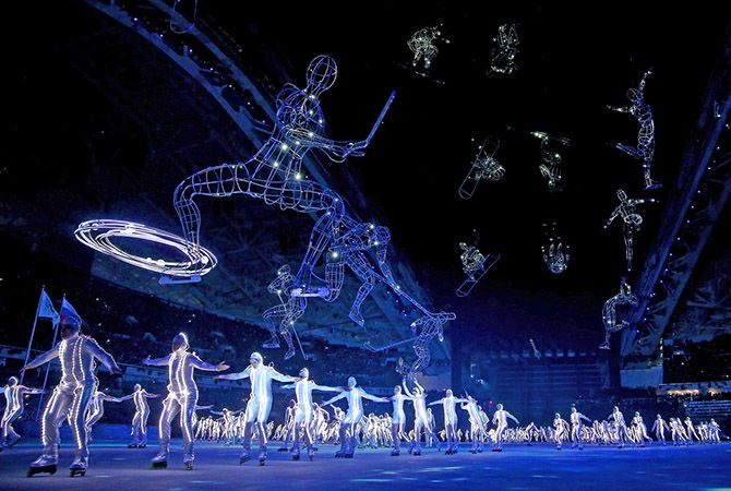 2014 Winter Olympics Photos