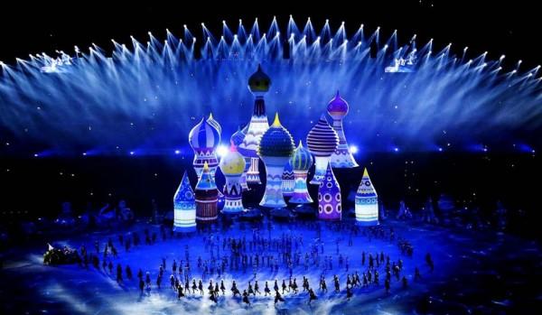 Winter Olympics 2014