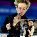 30 Funny Facial Expressions of Olympic Figure Skaters