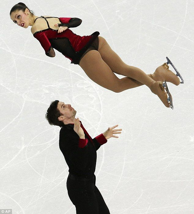 The Freaky Faces of Figure Skating