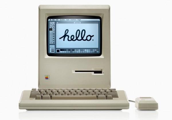 1. Macintosh - 1984