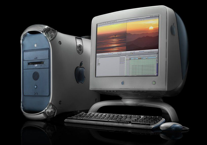 16. Power Mac G4 - 1999