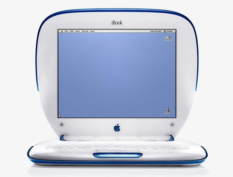 17. iBook - 2000