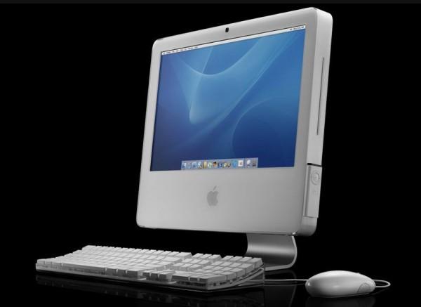 22. iMac G5 - 2005