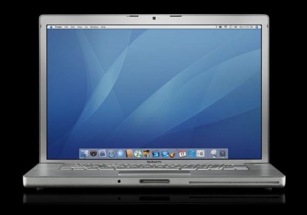 23. MacBook Pro - 2006