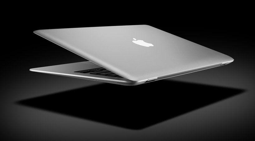 25. MacBook Air - 2008
