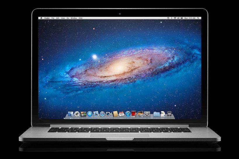 29. MacBook Pro - 2012