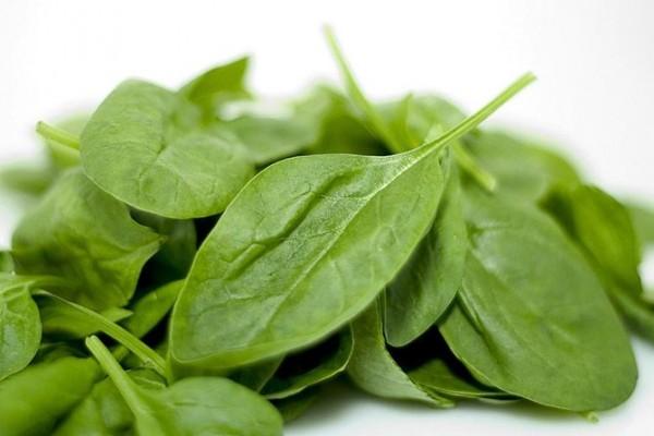 4. Spinach
