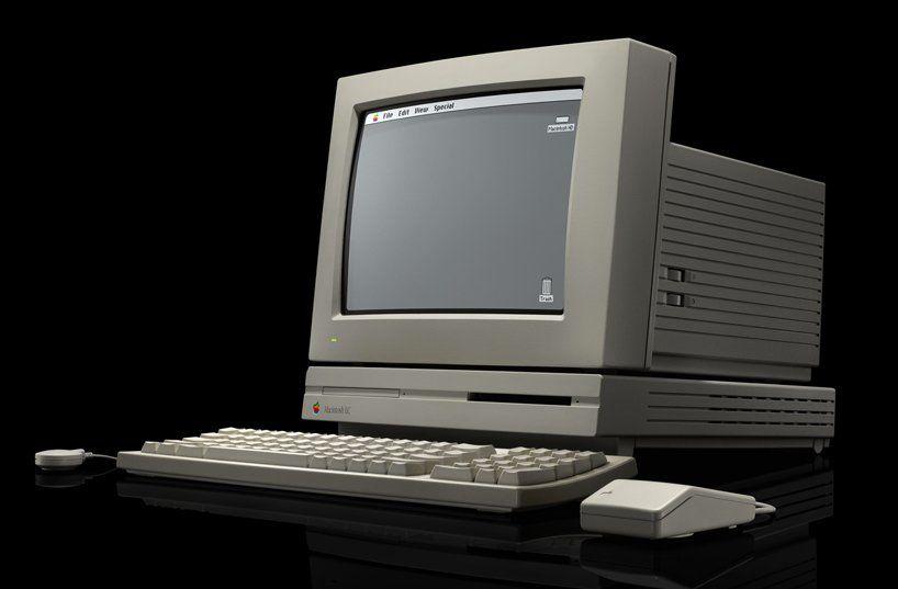 7. Macintosh LC - 1990
