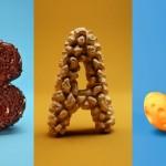 Bizarre 'The Sculpted Alphabet' Turns into 3D ABC's