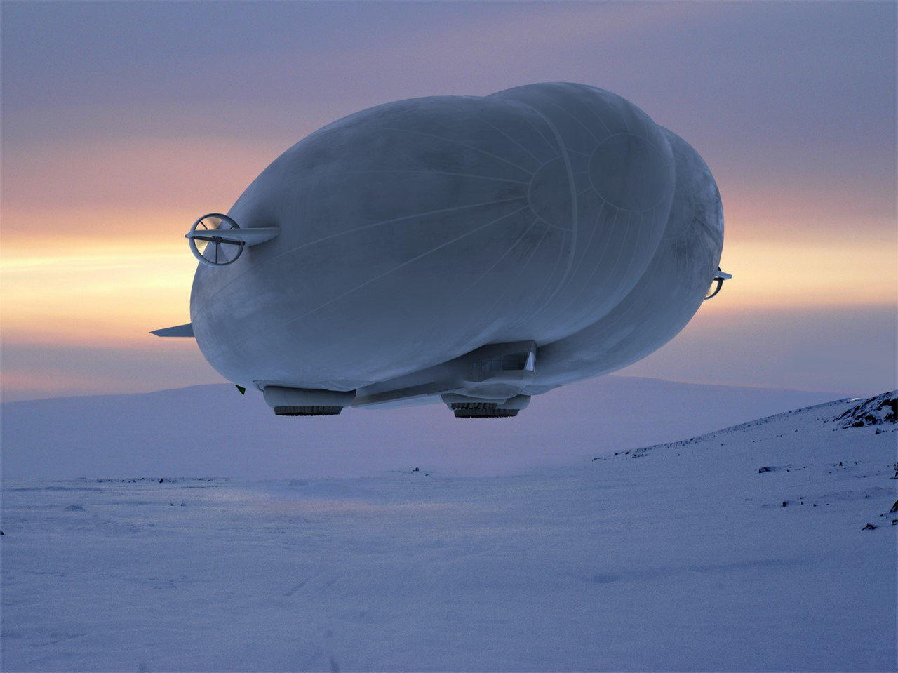 Airlander Pictures