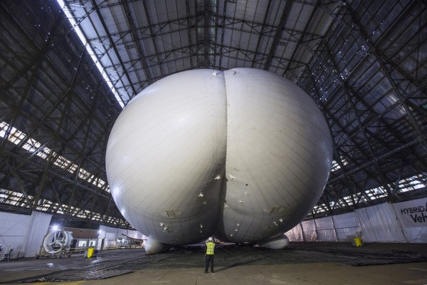 Airlander: The World's Longest Aircraft