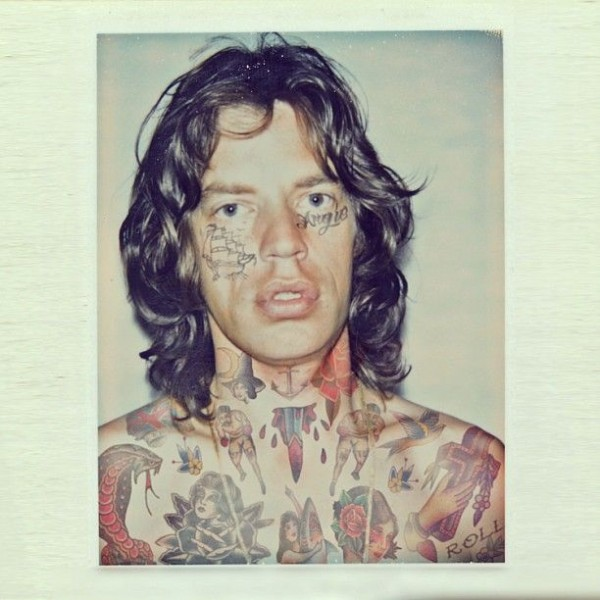 Famous Celebrity Tattoos by Cheyenne Randall