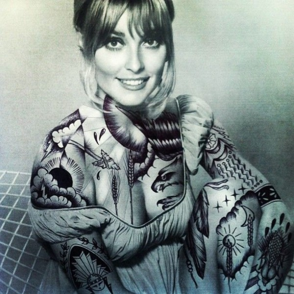 Celebrities with Tattoos By Cheyenne Randall