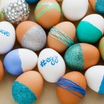 10 Creative Ways to Decorate Easter Eggs