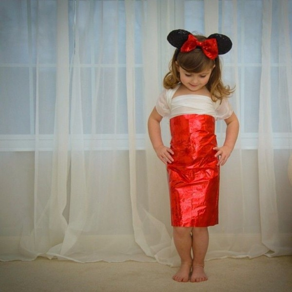 Paper Dresses by Angie and Mayhem