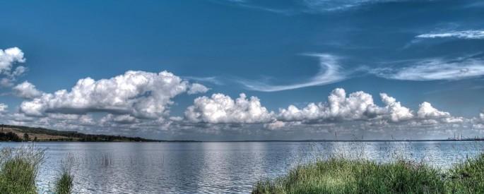 Summer at Wabamun Lake Alberta