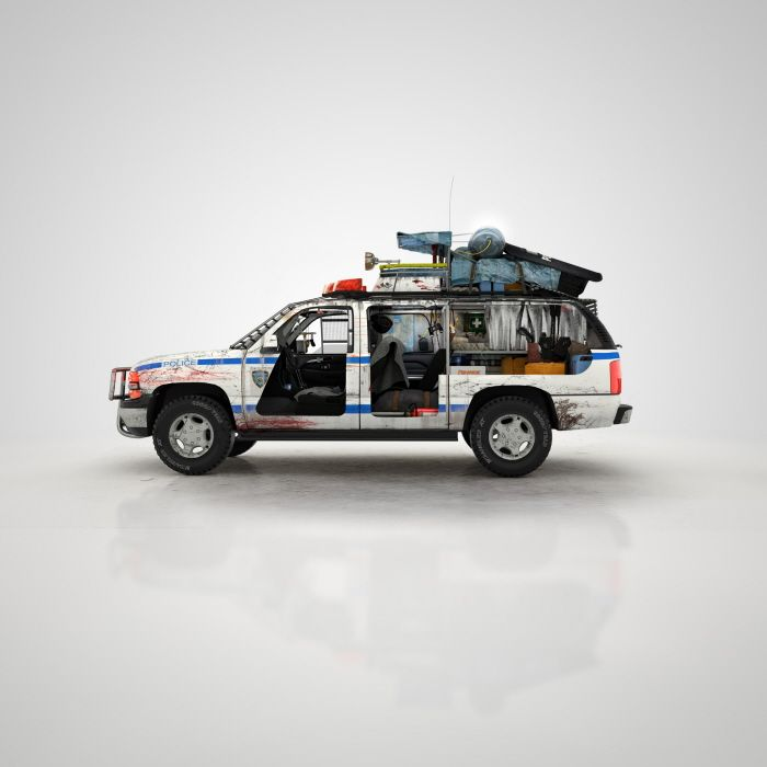 Excellent Vehicles For Surviving The Zombie Apocalypse By
