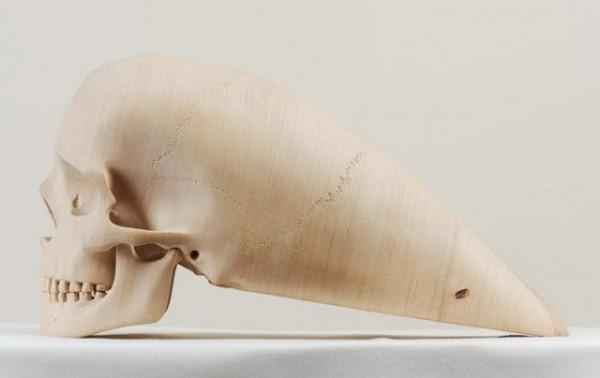 Wooden Sculptures of Paul Kaptein