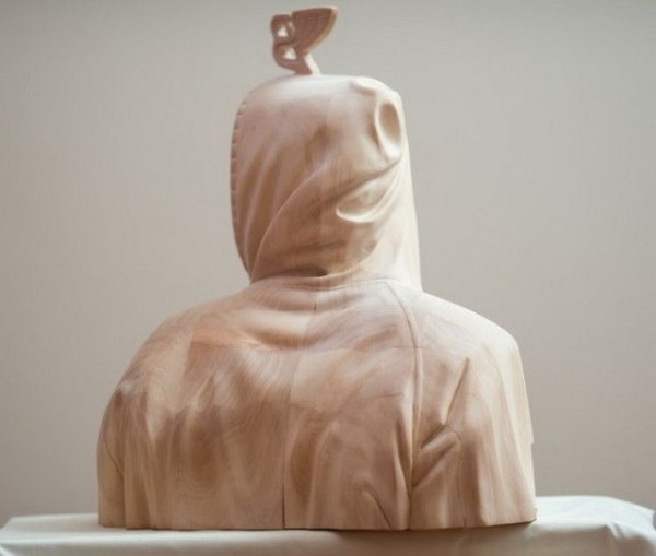 Impressive Wooden Sculptures by Paul Kaptein
