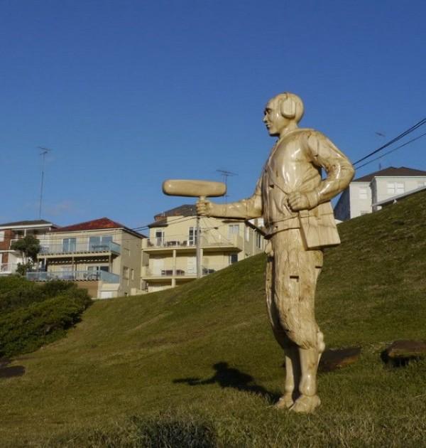 Pretty spectacular Wooden Sculptures
