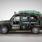 Excellent Vehicles for Surviving the Zombie Apocalypse by Donal O'Keeffe