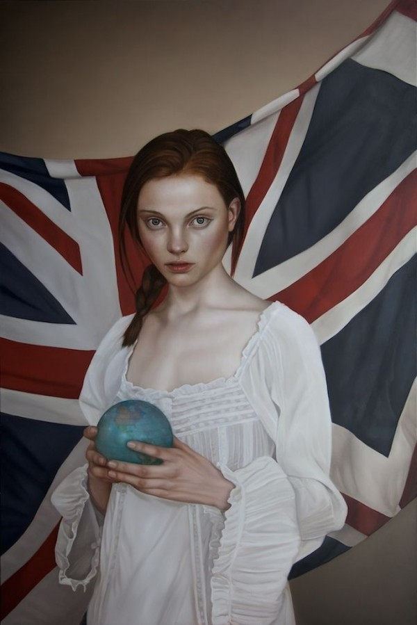 Mind Bending Realistic Oil Paintings by Mary Jane Ansell