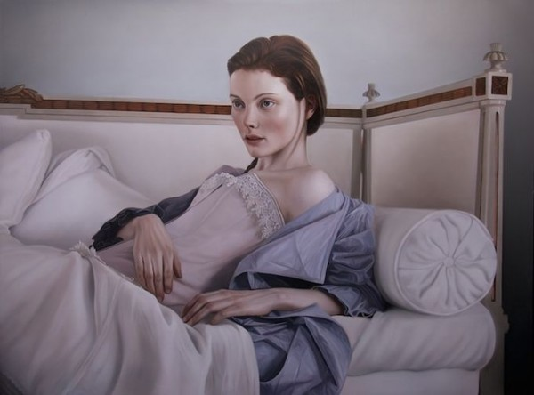 Realistic Portraits of Women by Mary Jane Ansell
