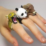 Mesmerizing Handmade Animal Rings by Jiro Miura