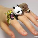 Mesmerizing Handmade Animal Rings by Jiro Miura