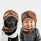 Woman Takes Most Adorable Portraits of Her Son and Rescue Dog