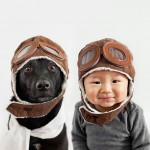 Cuteness Overload! Woman Takes Most Adorable Portraits of Her Son and Rescue Dog