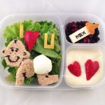 'Lunchbox Dad' Beau Coffron Creates Impressive Edible Art for His Little Daughter Abby