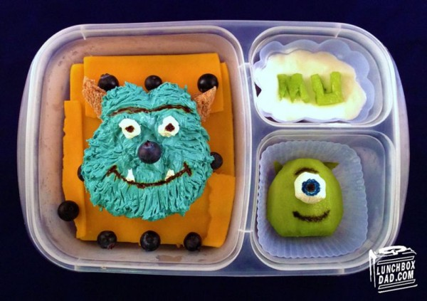Creative Lunch Boxes by Beau Coffron