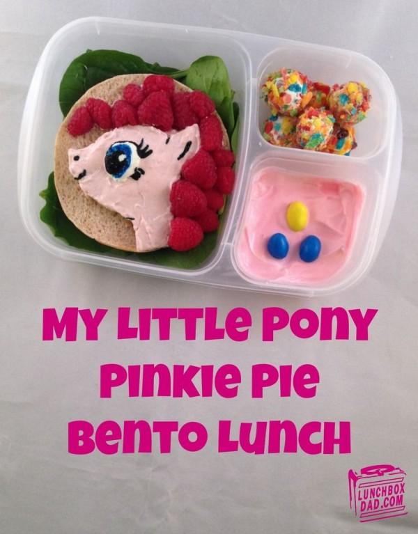 Edible Art by Lunchbox Dad Beau Coffron
