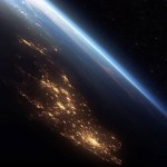Marc Khachfe Creates Clear Images of Cities Taken from Space